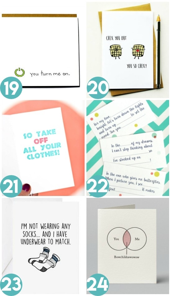 Valentine Card Ideas For Spouse That Are Funny