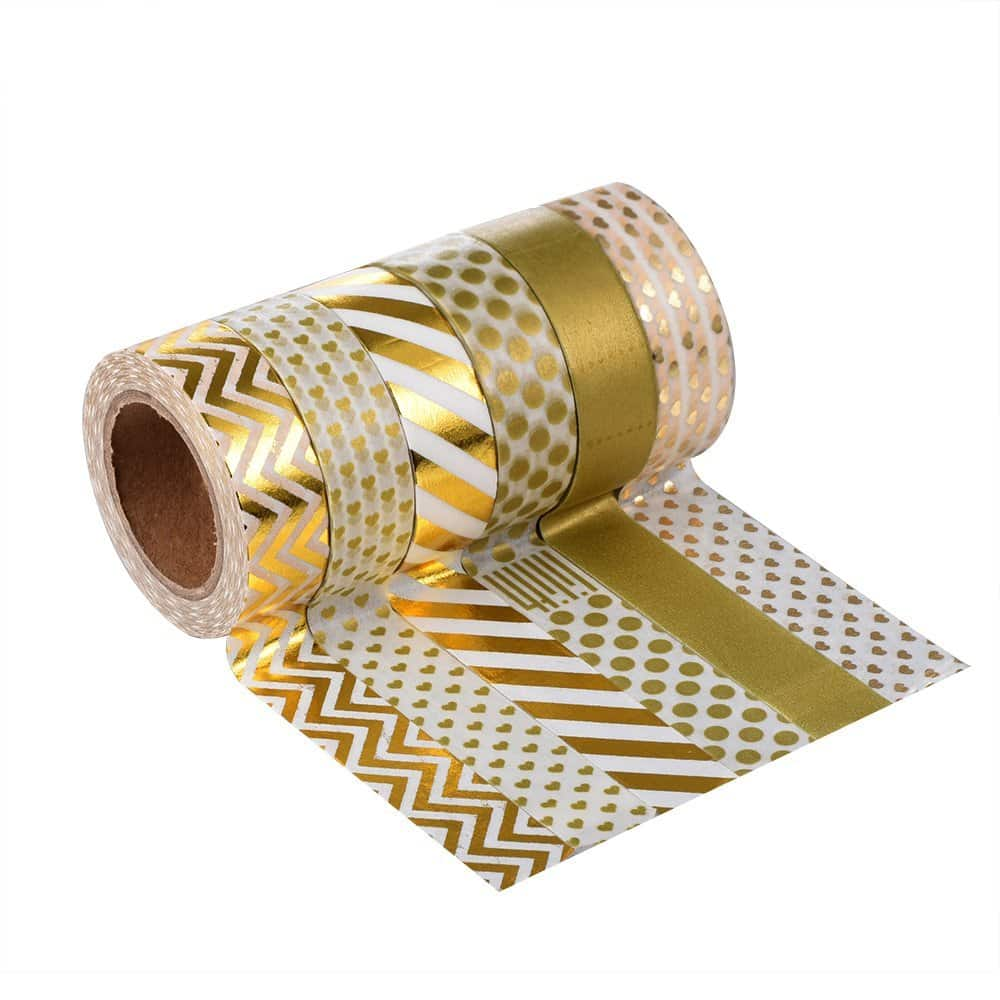Wasi tape can literally be used on any craft project!