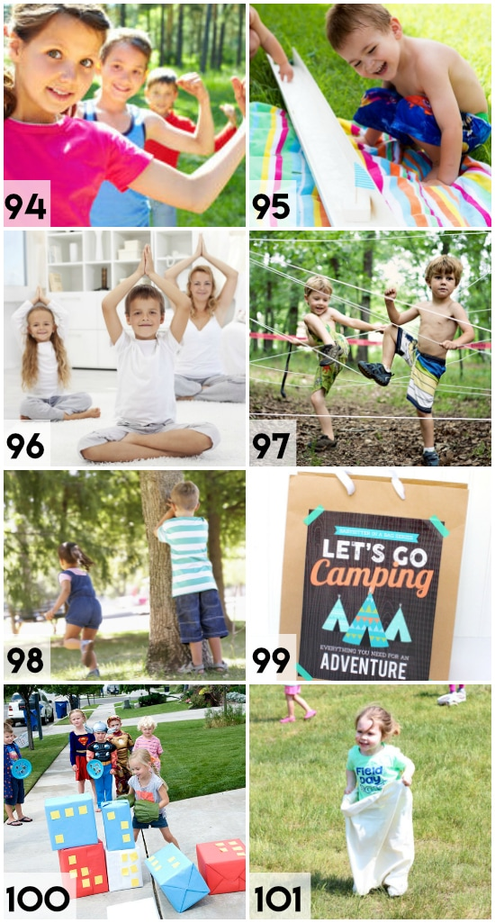 Fun, Active Playdates for Kids