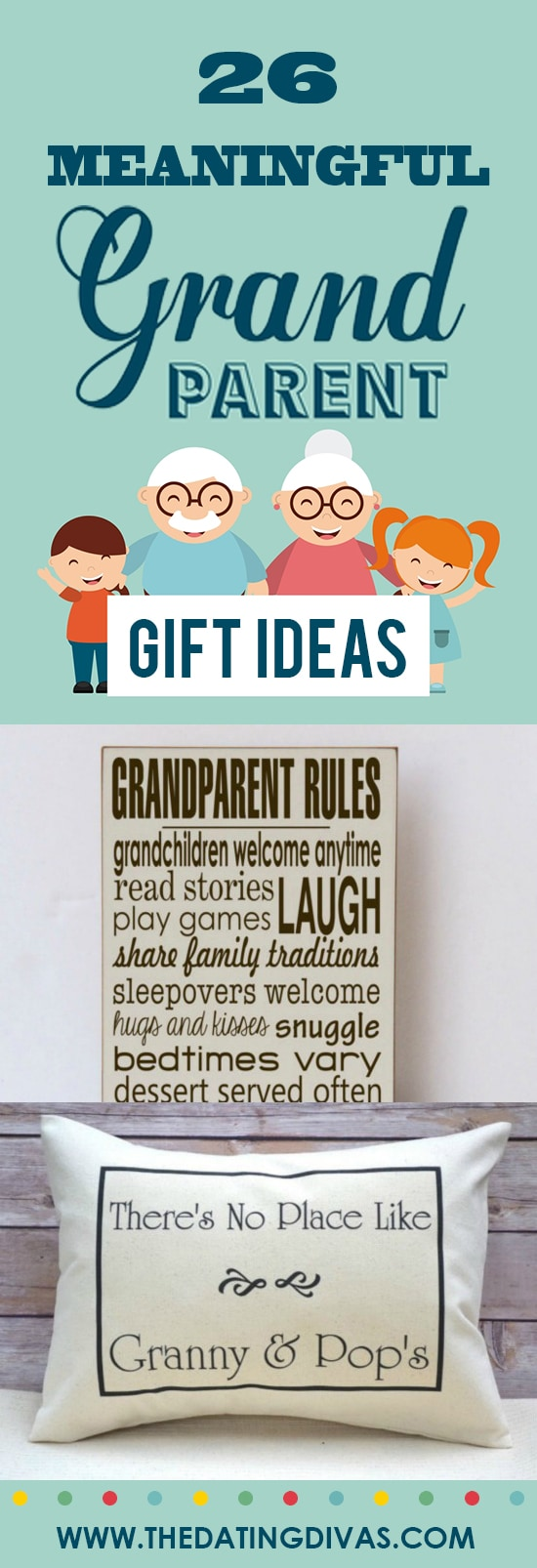 101 Grandparents Day Ideas - From The Dating Divas