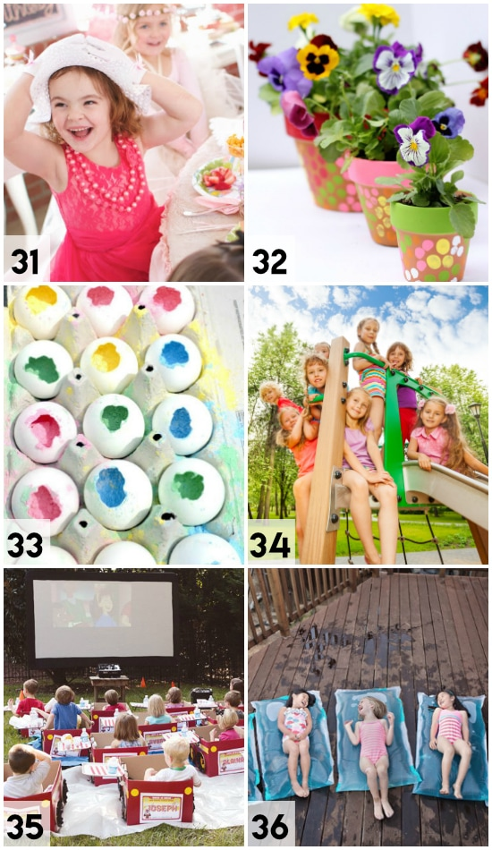 Fun Playdate Ideas for Outside