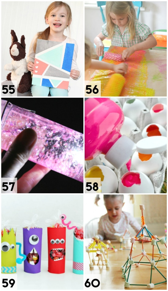 Crafty Playdates for Kids