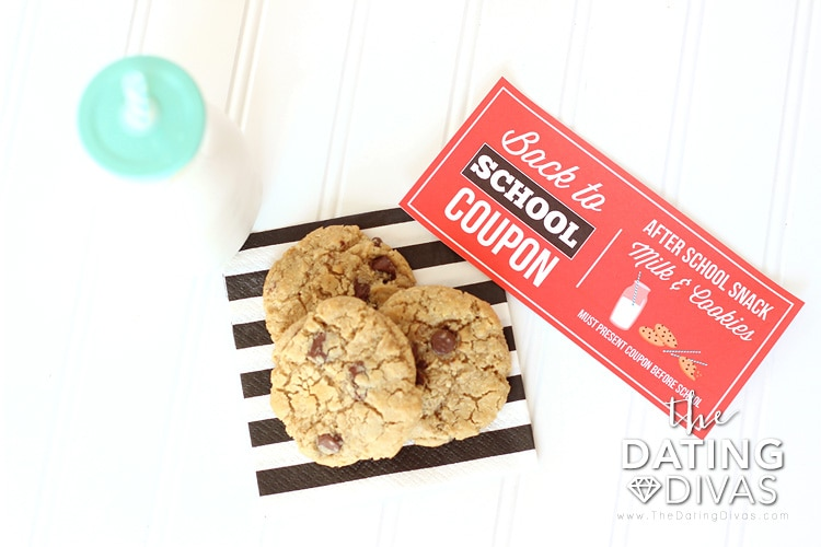After School Snack Coupon