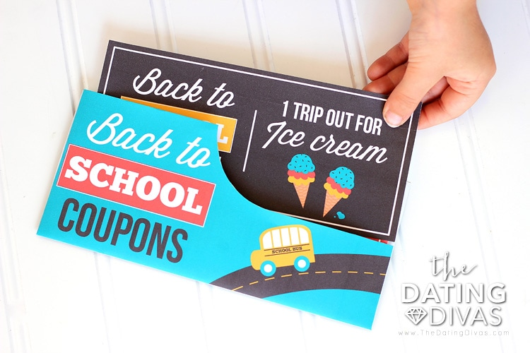 Back to School Coupons for Kids