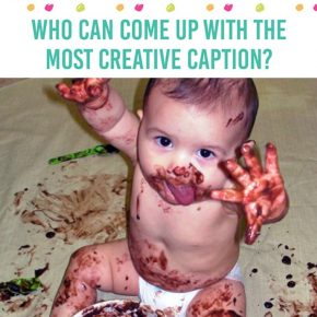 Caption Contest Giveaway