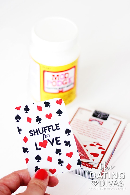 DIY Sexy Card Game