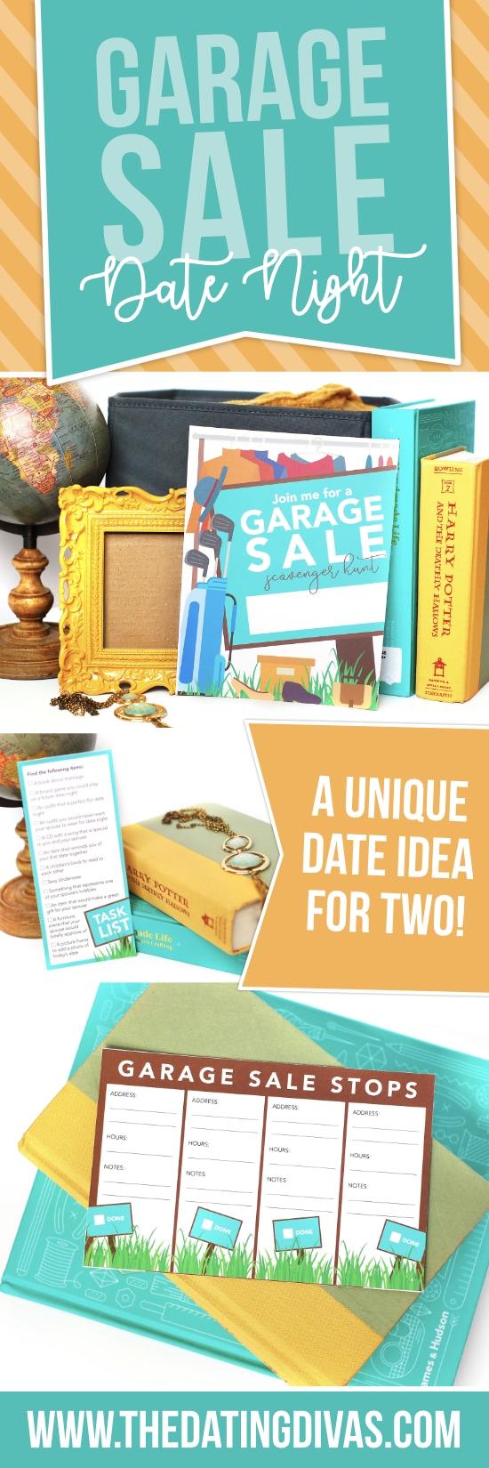 Garage Sale Date