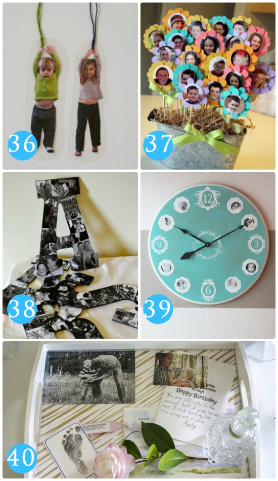 Picture Gifts for Grandparents Day