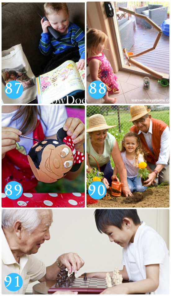 National Grandparents Day Activities