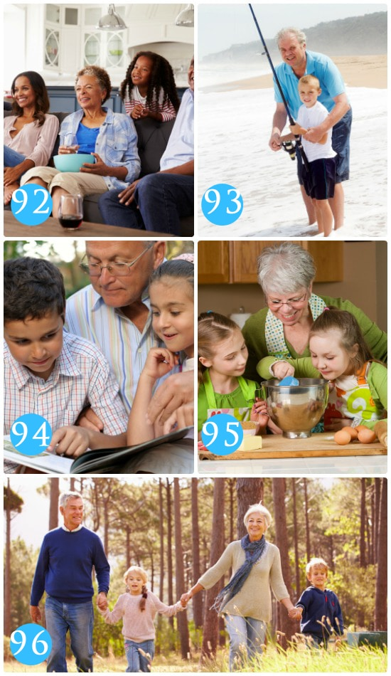 Ways to Have a Happy Grandparents Day