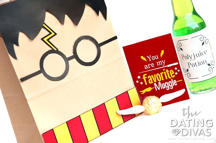 You are my favorite muggle card.