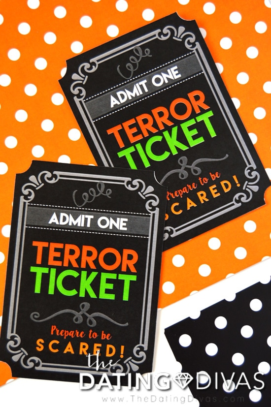 Halloween Haunted House Tickets