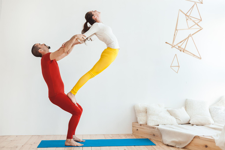 Morning Routine Exercise Together