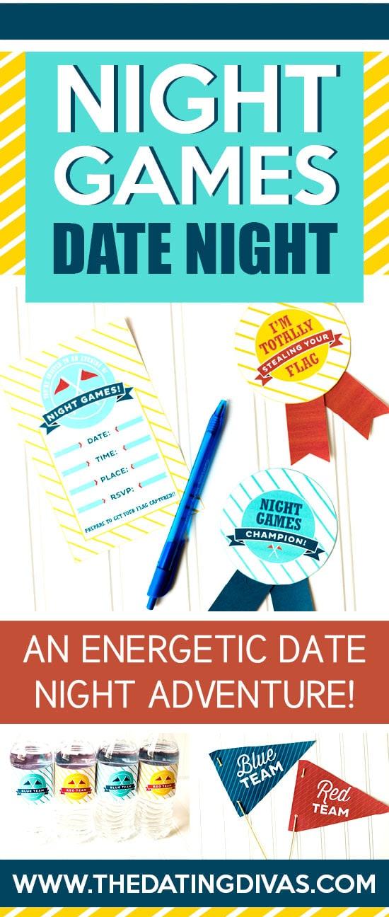 Night Games Date