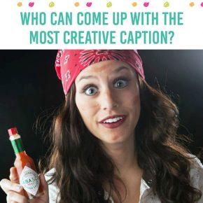 Pinterest Caption Contest