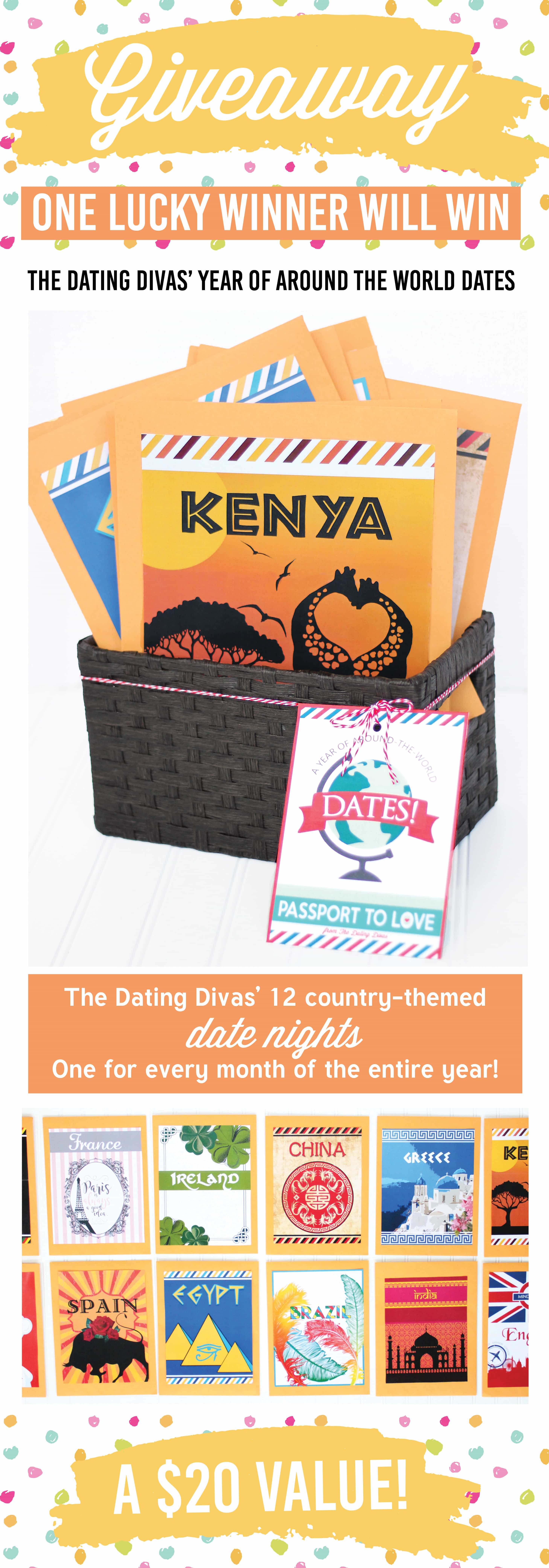 The dating divas passport to love