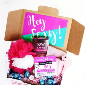 Sexy Subscription Box Kit