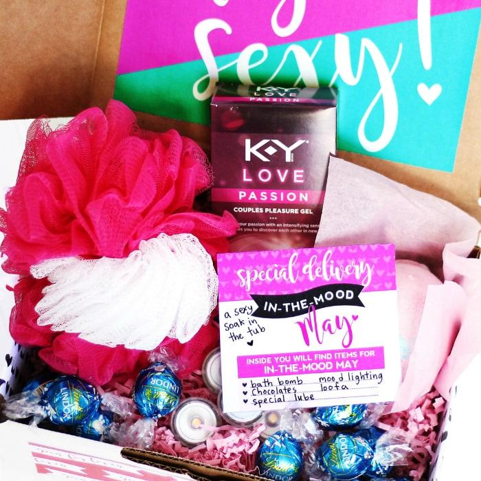 Diysexy gift