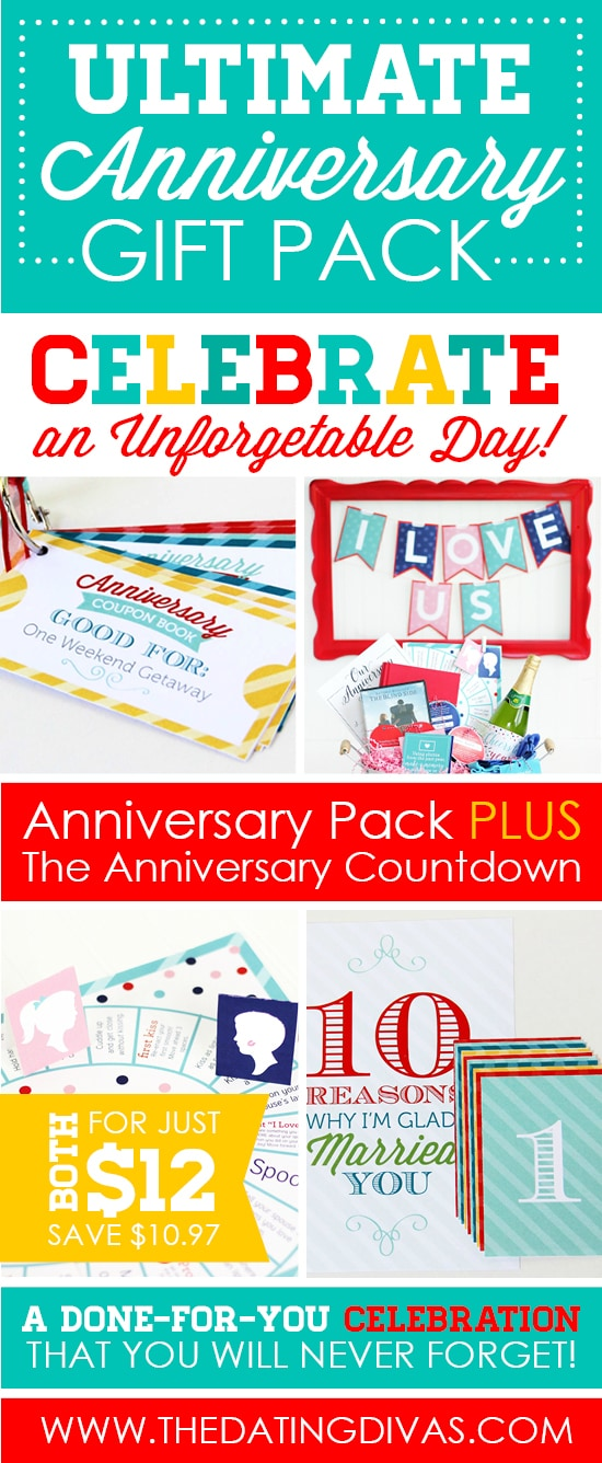Ultimate Anniversary Gift Pack