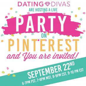 Diva Pinterest Party!!
