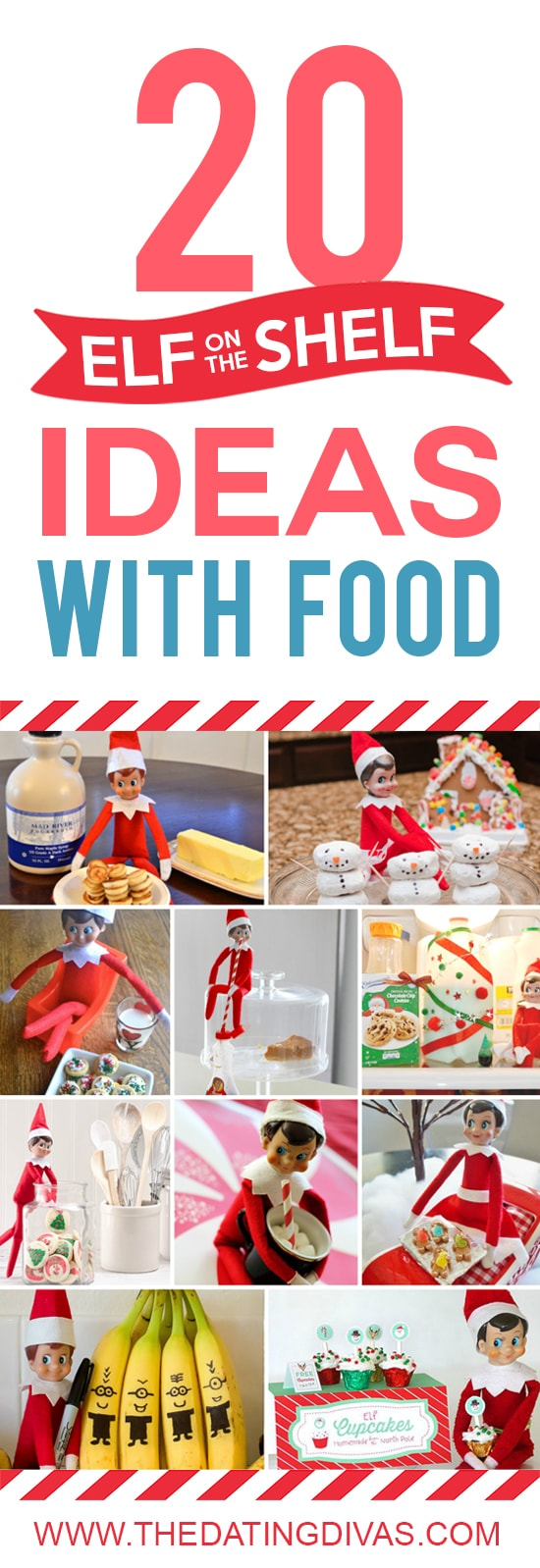 Even MORE Elf on the Shelf ideas.