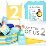 Second Anniversary Gift Printable Kit