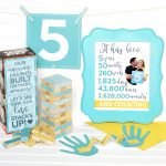 Fifth Anniversary Gift Printable Kit