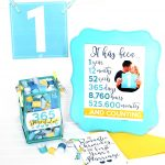 First Anniversary Gift Printable Kit