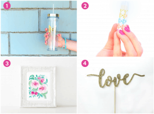 Amazing gift ideas that are perfect for bridesmaids and shower parties!