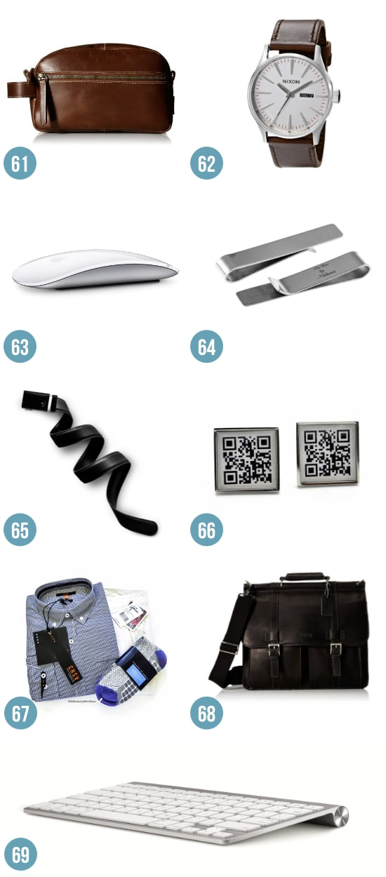 Gift Ideas for the Business Guy