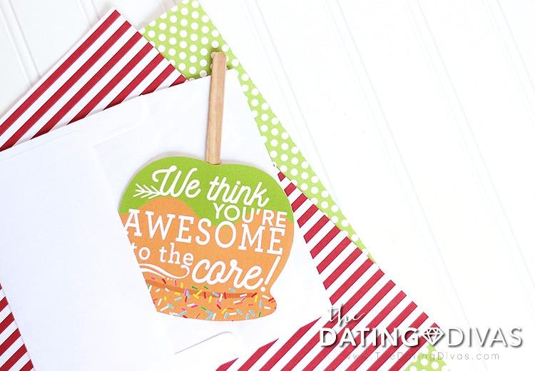 Group Date idea- caramel apple party!