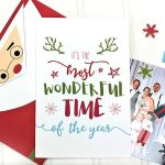 Christmas Card Prep Date