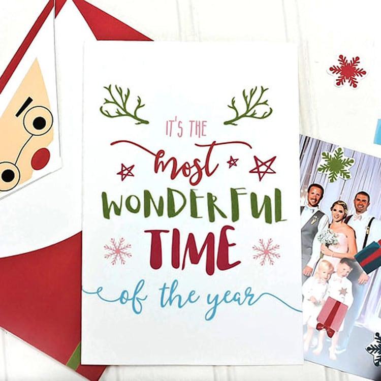 Christmas card ideas the dating divas
