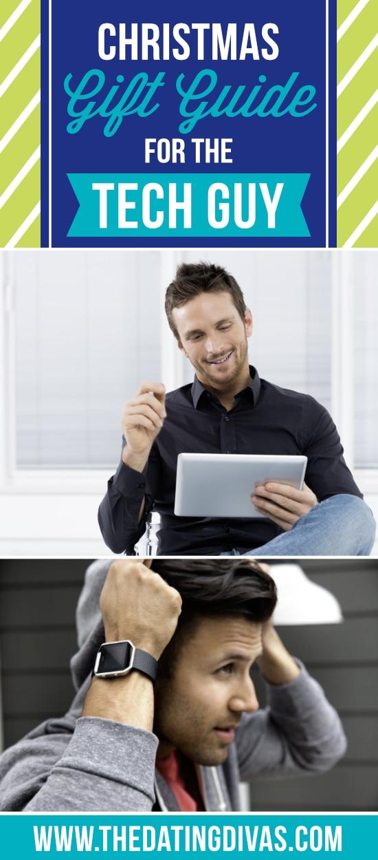 Gift Guide for Tech Guy