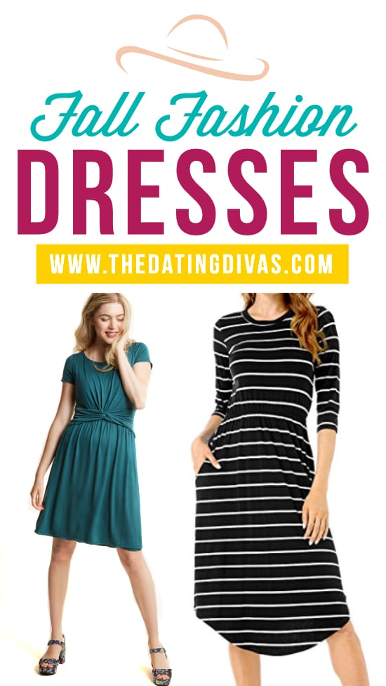 Fall Fashion Dresses
