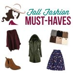 Fall Fashion Must-Haves