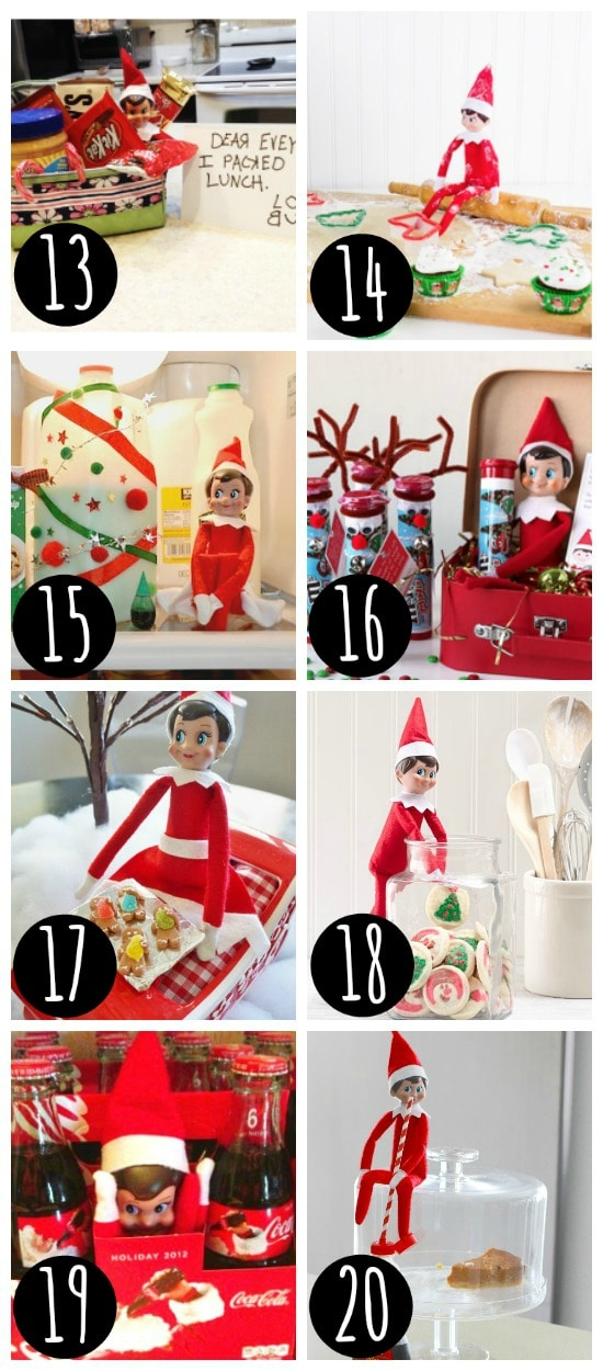 Elf on the Shelf ideas for everyone