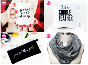 Our favorite gifts to give this year!