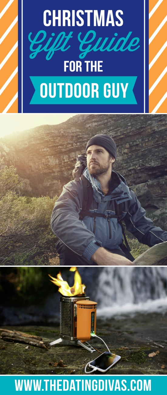 Gift Guide for Outdoor Guy