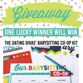 Giveaway for Busy Moms- Babysitter Binder and Co-Op Kit