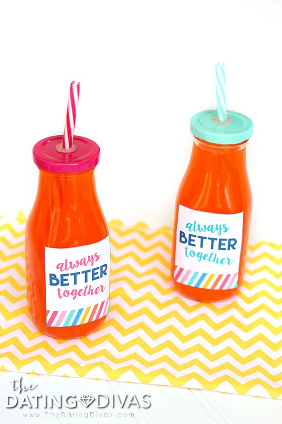 Lunch Box Surprise Drinks