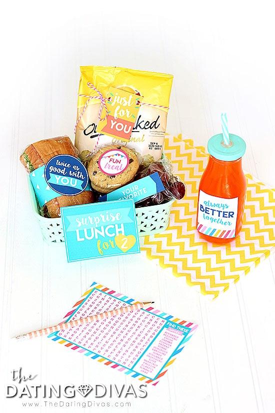 Lunch Box Surprise