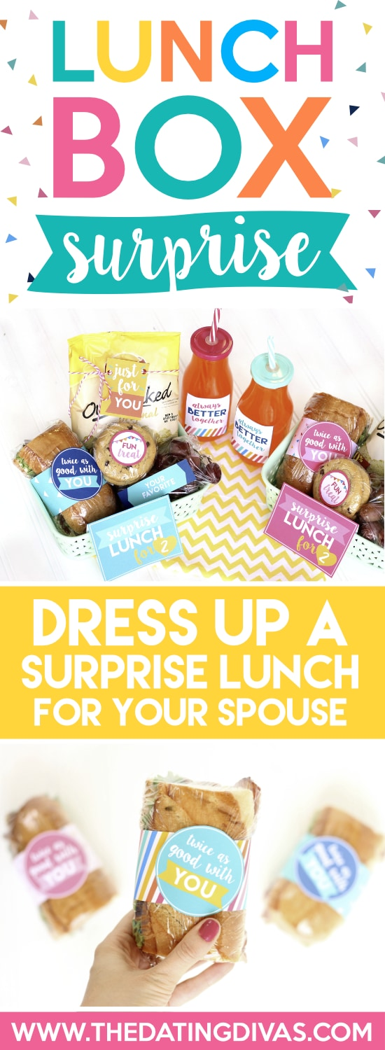 Lunch Box Surprise for Two