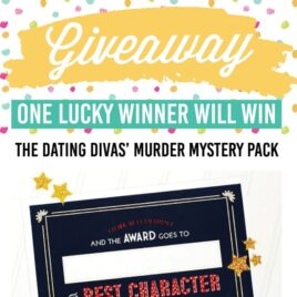 Murder Mystery Giveaway