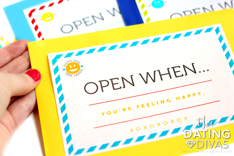 Open When Ideas