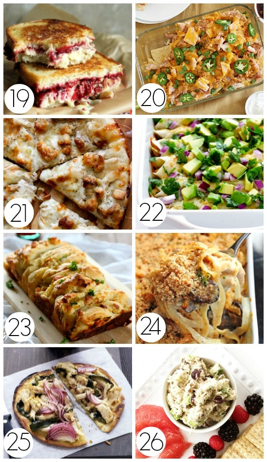 Recipes for Leftover Thanksgiving Turkey