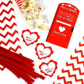 Romantic-Redbox-Date-Night