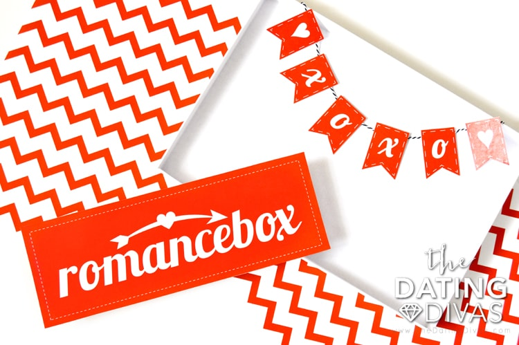 Romantic Redbox Date Night Box