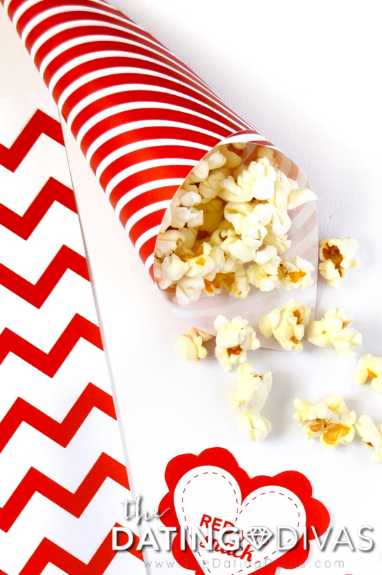 Romantic Redbox Date Night Treats