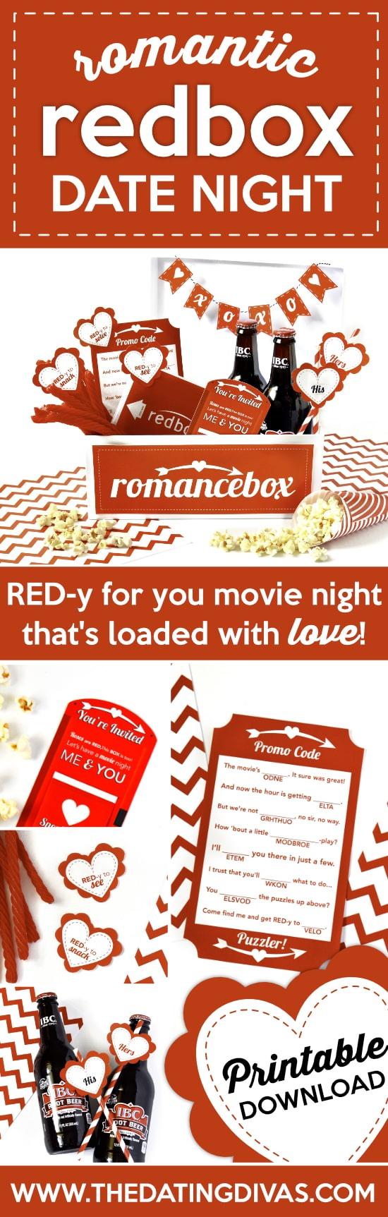 Romantic Redbox Date